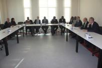 EĞİTİM SİSTEMİ - Cibuti Eğitim Bakanı Mahmud'dan ASO Teknik Kolejine Ziyaret