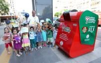 ALIM GÜCÜ - Çocuklar 15 Bin Kitap Ve Oyuncak Bağışladı