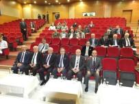 SÜLEYMAN ÖZDEMIR - Deniz Sektör Çalıştayı Bandırma'da Yapıldı