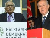 BAŞBAKAN - Devlet Bahçeli ve Ahmet Türk telefonda görüştü