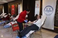 DIYANET İŞLERI BAŞKANLıĞı - Diyanet İşleri Başkanı Prof. Dr. Mehmet Görmez Kızılay'a Kan Bağışında Bulundu