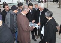 MEHMET AKİF ERSOY - Elazığ'a Yeni Kent Meydanı Projesi İçin Yarışma Yapılacak