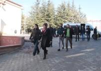 Elazığ'da PKK/KCK Operasyonu Açıklaması 12 Gözaltı