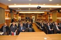 DEVRIM - Endüstri 4.0 Toplantısı İle Gaziantep Sanayisi Masaya Yatırıldı