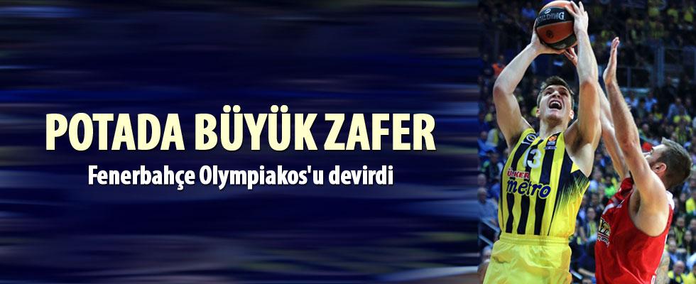 Fenerbahçe Euroleague'de Olympiakos'u devirdi