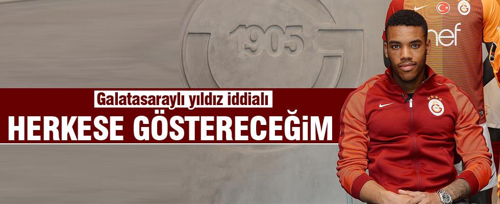 Garry Rodrigues: Galatasaray'da oynuyorsanız şampiyon olmalısınız
