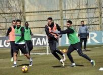 MARATON - Gaziantepspor, Fenerbahçe Maçı Hazırlıklarını Sürdürüyor