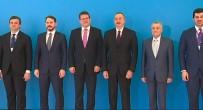 ENERJİ VE TABİİ KAYNAKLAR BAKANI - Güney Gaz Koridoru Danışma Kurulu Toplantısı Yapıldı