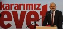 İL EMNİYET MÜDÜRLERİ - İçişleri Bakanı Soylu Açıklaması 'CHP Hiçbir Zaman İktidar Olmak Gibi Bir Niyet Taşımadı'