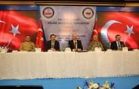 İL EMNİYET MÜDÜRLERİ - İçişleri Bakanı Süleyman Soylu Ordu'da