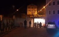 İstinat Duvarından Düşen Şahıs Ağır Yaralandı
