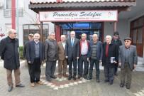 TÜRKİYE EMEKLİLER DERNEĞİ - Kafaoğlu Emeklilerle Bir Araya Geldi