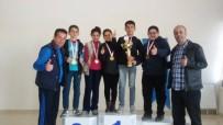 SATRANÇ - Kahta Türkiye Petrolleri Atatürk Ortaokulu Satrançta İl Birincisi Oldu