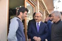 LÜTFI ELVAN - Kalkınma Bakanı Elvan'ın Mardin Ziyareti