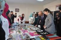 KAÇAK ELEKTRIK - Kalkınma Bakanı Elvan Mardin'de İş Adamlarıyla Bir Araya Geldi