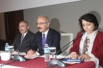 İŞADAMLARI - Kalkınma Bakanı Lütfi Elvan Açıklaması