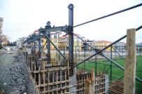 BEYLIKDÜZÜ BELEDIYESI - Kavaklı Hasan Doğan Stadı Yeni Yüzüne Kavuşuyor