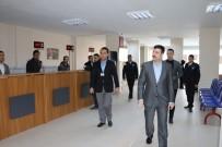 TÜRK KıZıLAYı - Kaymakam Yosunkaya Türk Kızılayının  Hizmet Merkezini Ziyaret Etti