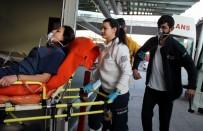 MEHMET AKİF ERSOY - Kayseri'de 4 Kişi Sobadan Zehirlendi