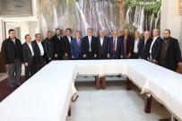 ÇİFT BAŞLILIK - Kayseri'nin Yahyalı İlçesinde AK Parti, MHP Ve STK'lar Referandum'da 'Evet' Oyu Kullanacaklarını Açıkladı