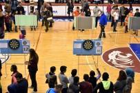 EĞITIM İŞ - Kepez'de Dart Turnuvası