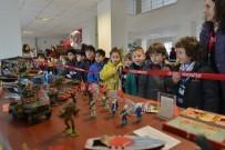 DÜZCE ÜNİVERSİTESİ - Kültürümüz Ve Oyuncaklarımız Sergisi Büyük İlgi Gördü
