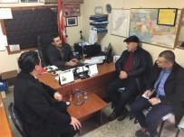 SOMA - Manisa Büyükşehir Soma'da Muhtarlarla Buluştu