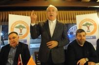 ORHAN MIROĞLU - Miroğlu Açıklaması 'Farklı Fikirler Türkiye'nin Sosyal Dokusuna Zarar Vermemeli'