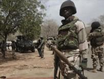 NIJER - Nijer'de silahlı saldırı: 10 asker öldü