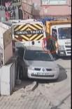 HAMIDIYE - İstanbul'da Yemeğe Giden Öğrenciler Ölümden Döndü
