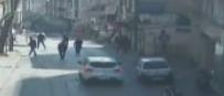 SALDıRı - Kahvehaneye Saldıran Şehir Magandaları Kamerada