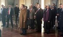ANıTKABIR - Pakistan Başbakanı Şerif Anıtkabir'i Ziyaret Etti