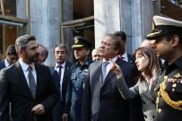 BİLİM SANAYİ VE TEKNOLOJİ BAKANI - Pakistan Başbakanı Şerif TBMM'de