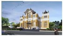 NİKAH SARAYI - Palandöken Belediyesi Nikâh Sarayı Projesi Tamamlandı