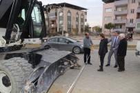 TURGAY ŞIRIN - Prestij Caddesi İçin Altyapı Hazırlanıyor
