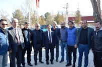 İRFAN BUZ - Rektör Kızılay'dan Evkur Yeni Malatyaspor'a Moral Desteği