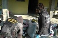 SAĞLIK RAPORU - Sakarya'da 24 Kilogram Kubar Esrar Ele Geçirildi
