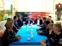 MİMAR SİNAN - Sarıgöl'de Güvenlik Toplantısı