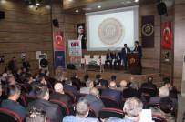 İŞADAMLARI - Siirt'te 'Cazibe Merkezleri' Toplantısı Düzenlendi