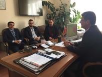 MÜFTÜ VEKİLİ - Sincik İmam Hatip Platformu Tarafından Toplantı Düzenlendi
