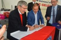 YAŞAM MEMNUNİYETİ - Sinop'ta Toplu İş Sözleşmesi İmzalandı