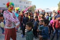 DILRUBA - Suriyeli Yetimler Eğlencenin Tadını Çıkardı