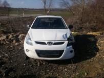 MOTOSİKLET SÜRÜCÜSÜ - Tekirdağ'da 2 Ayrı Trafik Kazası Açıklaması 5 Yaralı