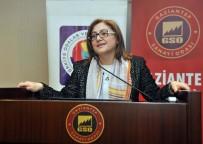 KADIN GİRİŞİMCİ - TOBB Gaziantep Kadın Girişimciler Genel Kurulu Yapıldı