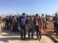 ŞANLIURFA - Toplantıya Katılanlara Bin Adet Fidan Dağıtıldı
