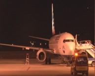 KALP MASAJI - Uçak Acil İniş Yaptı