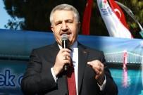 BÜLENT TURAN - Ulaştırma Denizcilik Ve Haberleşme Bakanı Ahmet Arslan Açıklaması