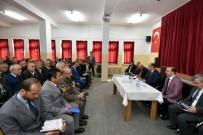 YEREL YÖNETİMLER - Vali Aktaş, Ovacık'ta Halk Günü Toplantısı Yaptı