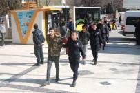 AHMET OKTAY - Viranşehir Patlamasını Provoke Eden 30 Şahıs Adliyeye Sevk Edildi