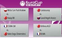 GALATASARAY - Yakın Doğu Üniversitesi Eurocup Çeyrek Final'de ESBVA Lille İle Eşleşti